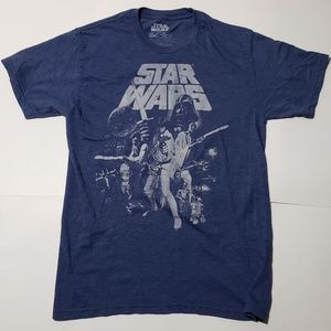 Star Wars TS shirt small